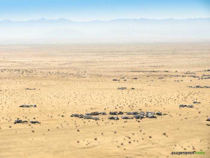 TransCalifornia en 4×4: Los Ángeles-Salton Sea