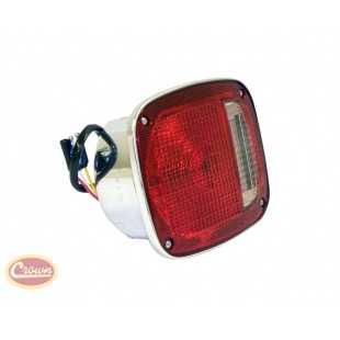 Crown Automotive crown-5457198C Iluminacion y Espejos