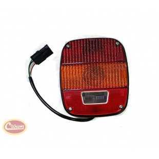 Crown Automotive crown-55155624AC Iluminacion y Espejos