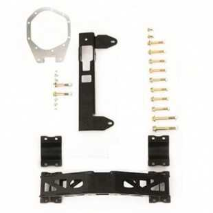 Rubicon Express RE4541 kit de mejora a 3 Link Conversion