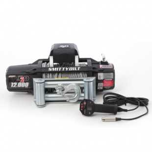 Smittybilt 97512 winch cabrestante