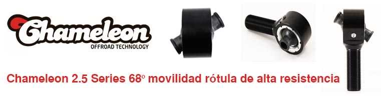 Rotulas Chameleon 2.5 Series